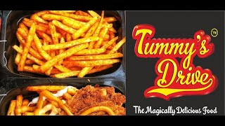 FROM LONDON FOOD TRUCK CONCEPT TO RESTAURANT IN JALANDHAR | TUMMY'S DRIVE-IN JALANDHAR |YUMMY DISHES