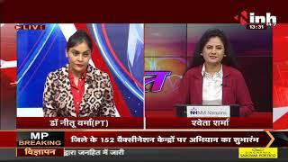 INH सेहत    पोस्ट कोविड के लक्षण, समस्या और समाधान - जानिए Dr. Neetu Varma (PT) से