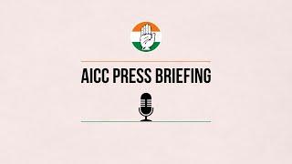 LIVE: Special Congress Party Briefing by Shri Randeep S. Surjewala via Video Conferencing