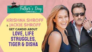 Jackie Shroff & Krishna Shroff on bankruptcy, losing their home, Tiger Shroff, Disha Patani & trolls