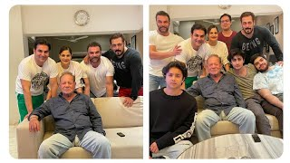 Bollywood's Very Own Family Man Salman Khan Shares Picture With Family On Father's Day,Tiger 3 Look?