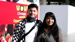 Siddharth Nigam With His Mother Spotted At Mumbai Airport
