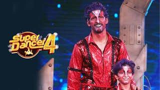 Super Dancer 4 | Amardeep Aur Amit Ka Amazing Performance, Jungle Theme