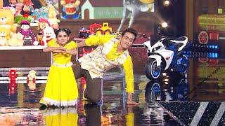 Super Dancer 4 Video Promo | Aryan Patra Aur Anshika Ke TOY Dance Ko Mila Standing Ovation