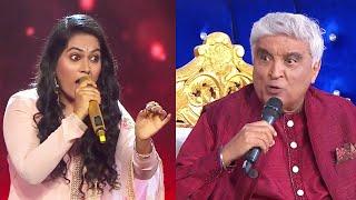 Sayli Kamble के Performance पर Javed Akhtar बेहद खुश, ये क्या कह डाला   Indian Idol 12