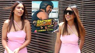 Khatron Ke Khiladi Season 11 Par Boli Nia Sharma | Arjun Bijlani
