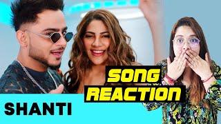 Shanti Video Song | Reaction | Feat. Millind Gaba & Nikki Tamboli