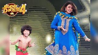 Super Dancer 4 | Mowgli Soumit Ke Sath Neetu Singh Ne Kya Dance, Amazing Performance