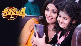 Super Dancer 4 | Expression Queen Esha Ne Li Shilpa Shetty Ke Sath Selfie