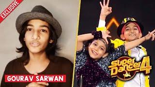 Super Dancer 3 Finalist Gourav Sarwan Ne Florina Aur Amit Kumar Par Boli Badi Baat | Super Dancer 4