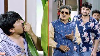 Navarasa Nayagan Tamil Movie Scenes   Naga Shourya Father Comedy With Ajay Family