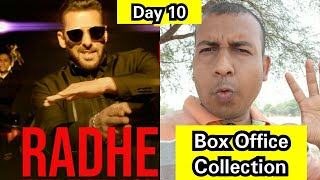 Radhe Box Office Collection Till Day 10 In Maharashtra,India Mein Total Collection Kitna Hua Janiye?