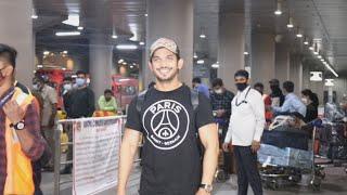 Capetown Se Laute Arjun Bijlani, Mumbai Airport Par Kiye Gaye Spot | Khatron Ke Khiladi 11