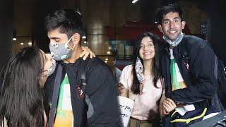 Varun Sood Ko Dekhte Hi EMOTIONAL Hui GF Divya Agarwal | Capetown Se Laute | Khatron ke Khiladi 11