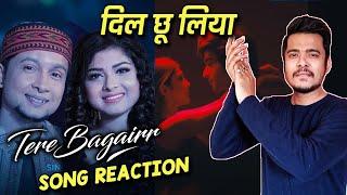 Tere Bagairr   Reaction   Pawandeep - Arunita Ki जादू भरी Voice ने दिल जीत लिया   Himesh Reshammiya