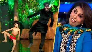 Super Dancer 4 Promo | Vaibhav Aur Soumit Ka JUNGLE Dance, Shocked Ho Gayi Neetu Singh
