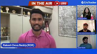 WTC Final Day 6 : India v New Zealand Post Session Analysis With CricTracker & Cricket Analysts