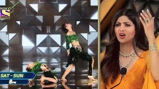 Super Dancer 4 NEW Promo | Bhawna Aur Neerja Ka JABARDAST Performance