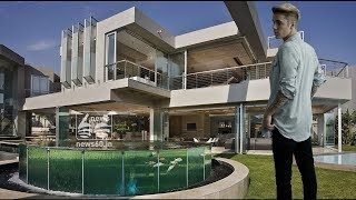Justin Bieber Rented a house
