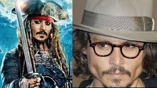 johnny Depp is OUT as Jack Sparrow in Disney's Pirates of the Caribbean film