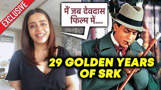 Nehha Pendse Ne Share Ki Devdas Film Ki Memories Aur Shahrukh Khan Par Kahi Ye Baat