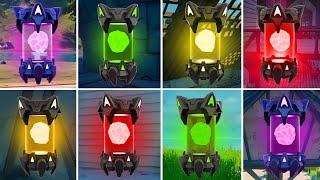 ALL ALIEN ARTIFACT LOCATIONS IN FORTNITE (ALL WEEK 1 WEEK 2 WEEK 3 WEEK 4 WEEK 5 WEEK 6 ARTIFACTS)