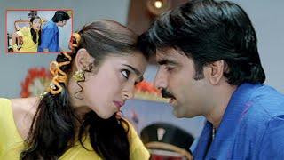Krack Malayalam Movie Scenes | Ravi Teja Remembering Fathers Memories | Ravi Teja Comedy With Charme