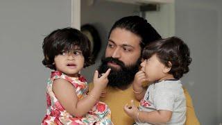 Happy Father's day to all the wonderful Fathers || Yash | Radhika Pandit | Ayra | Yatharv