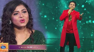 """Yeh Reshmi Zulfein"" Par Danish Ka Magical Performance | Indian Idol 12  | Courtesy: Sony TV"