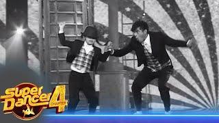 Super Dancer 4 PROMO NEW | Florina And Tushar Shetty Ka CUTE Charlie Chaplin Performance