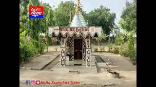 માણાવદર બાલા હનુમાન મંદિરના પૂજારીની મળી લાશ