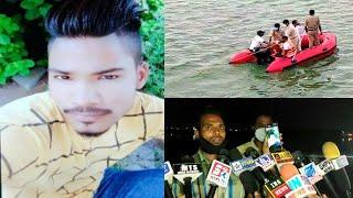 Osman Nagar Talab Mein Kashti Doob Jane Se Ek Naujawan Hua Paani Ka Shikar   Jalpally   SACH NEWS  