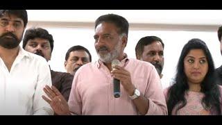 Prakash Raj Press Meet LIVE | Maa Association Elections | social media live
