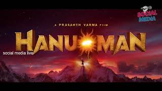 Teja sajja New movie Hanuman launching | social media live