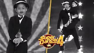 Super Dancer 4 PROMO | Florina Aur Tushar Shetty Ka FUNNY Performance, Cute Charlie Chaplin