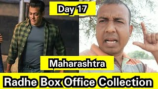 Radhe Box Office Collection Till Day 17 In Maharashtra,Total Collection Of Salman Khan Film In India