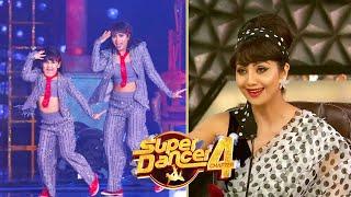 Super Dancer 4 NEW Promo   Babuji Dheere Chalna Par Esha Aur Sonali Ka Magical Performance