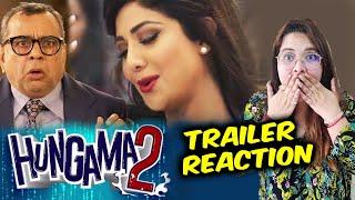 Hungama 2 Trailer | Reaction | Shilpa Shetty, Paresh Rawal, Meezaan, Pranitha, Priyadarshan