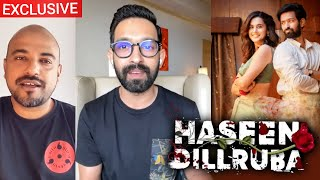 Haseen Dillruba | Vikrant Massey And Vinil Mathew Exclusive Interview