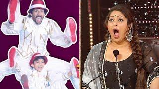 Super Dancer 4 Promo | Amardeep Aur Amit Ke Robotics Performance Se Shocked Geeta Kapoor