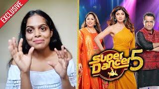 Super Dancer 5 Me Sonal Vichare Ban Sakte Hai Super Guru | India's Best Dancer