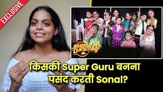 Super Dancer 4 | Kiski SUPER GURU Banana Pasand Karengi Sonal Vichare | India's Best Dancer