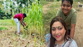 ಮಗನ ಉತ್ಸಾಹ ನೋಡಿ ಸಂತೋಷ ವ್ಯಕ್ತಪಡಿಸಿದ ರಕ್ಷಿತಾ | Rakshitha Prem's Son interest on Forming