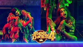 Super Dancer 4 NEW Promo | Amardeep Aur Amit Ka BHOOTIYA Performance Se Dar Gayi Shilpa Shetty