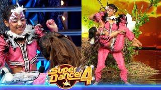 Super Dancer 4 NEW Promo | Neerja Aur Bhawna Ka Shandaar Performance, Tanuja Ji Ne Lagay Tika