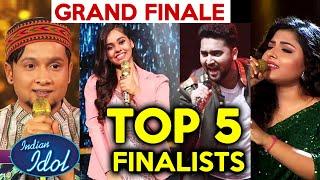 Indian Idol 12 Grand Finale   Kaun Honge TOP 5 Finalists?   Jabardast Mukabla