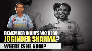 Joginder Sharma Biography, Achievements, Current Job & Life Style | Forgotten Hero's Ep - 1