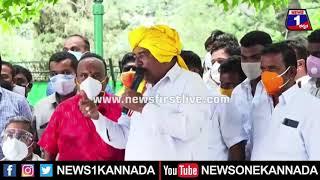 Siddaramaiah ಮನೆ ಮುಂದೆ ಬಾದಾಮಿಯಿಂದ ಬಂದ ಅಭಿಮಾನಿಗಳ ಘೋಷಣೆ | Siddaramaiah Fans