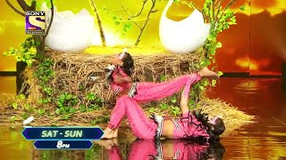 Super Dancer 4 Promo | Neerja Aur Bhawna Ke Performance Ne Jeeta Geeta Kapoor Ka Dil
