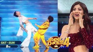 Super Dancer 4 Promo | Vartika Aur Sanchit Ka Super Performance, Suraj Hua Maddham